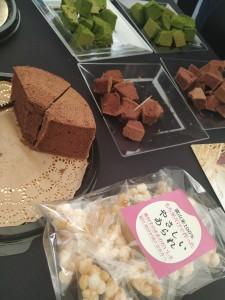 (From中村様)令和初の天皇誕生日祝賀レセプションで日本産米粉をアピール